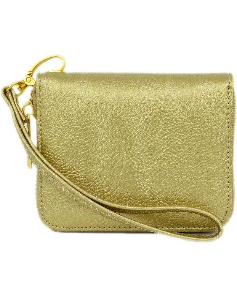 Zip Around Mini Wallet