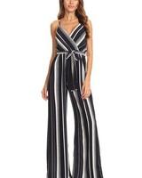 Shop 17 Sleeveless Stripe Jumpsuit