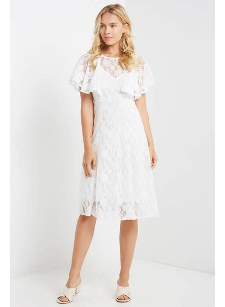 Lace Fit and Fare Dress