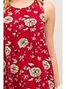 Floral Cutout Dress