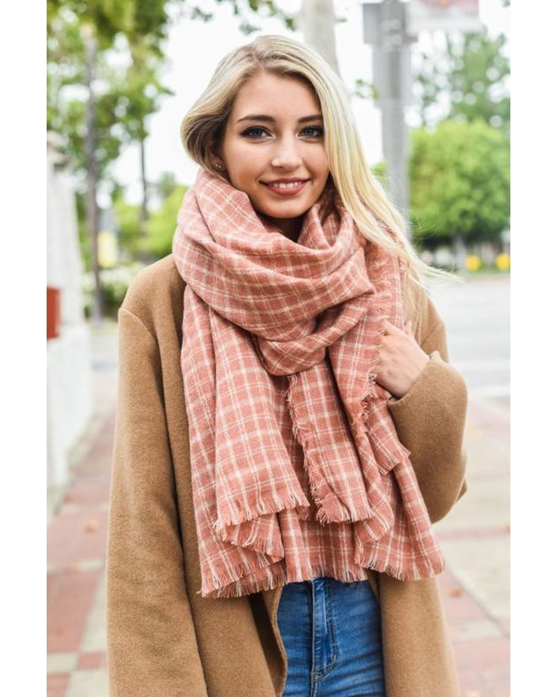 Tattersall Blanket Scarf