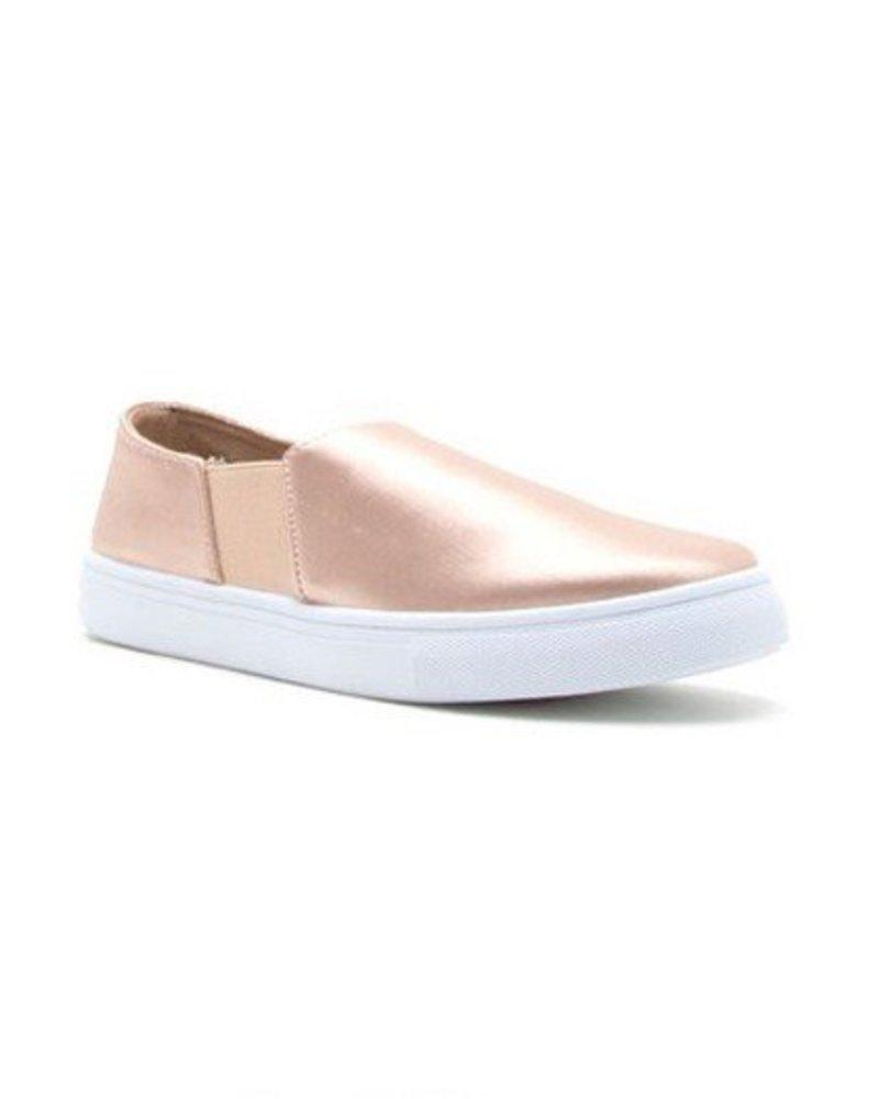 Champagne Slide Sneaker