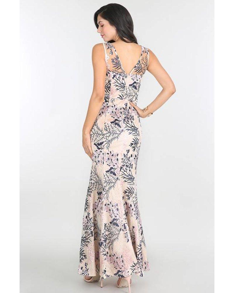 Jewel Maxi Dress