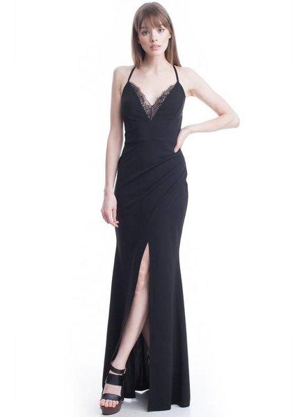 Cami Wrap Maxi Dress