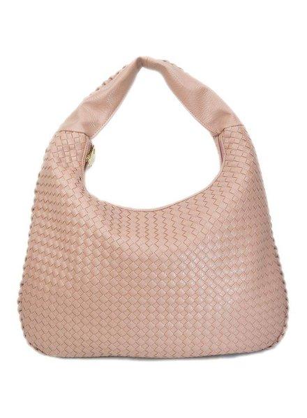 Weave Hobo Handbag