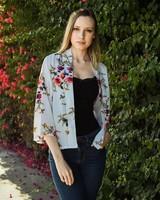 Lush Rose Kimono