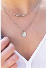 Purpose Jewelry PJ Coin Necklace