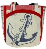 Malia Designs Cement Bookbag