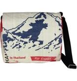 Malia Designs Cement Bag Messenger