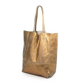Sseko Designs Sseko Designs Bucket Bag - Gold