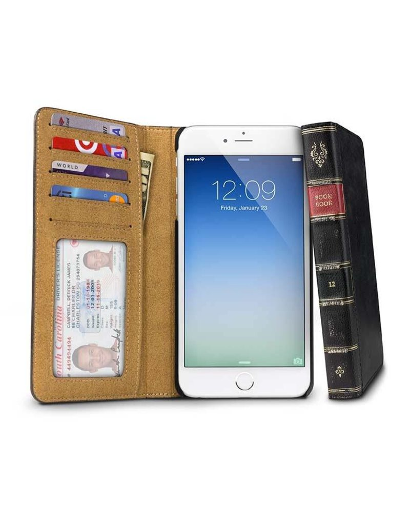 Twelve South BookBook 3-in-1 Leather Wallet Case