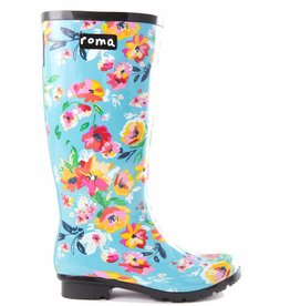 Roma Boots Roma Sadie Tall Floral Emma