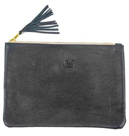 Sseko Designs Tassel Clutch