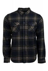 United By Blue Lhotse Wool Plaid