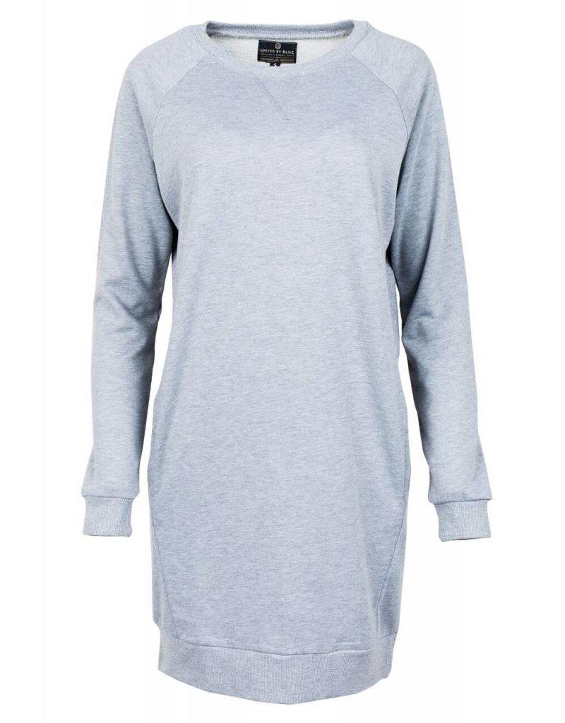 United By Blue Walsh Raglan Fleece Dress