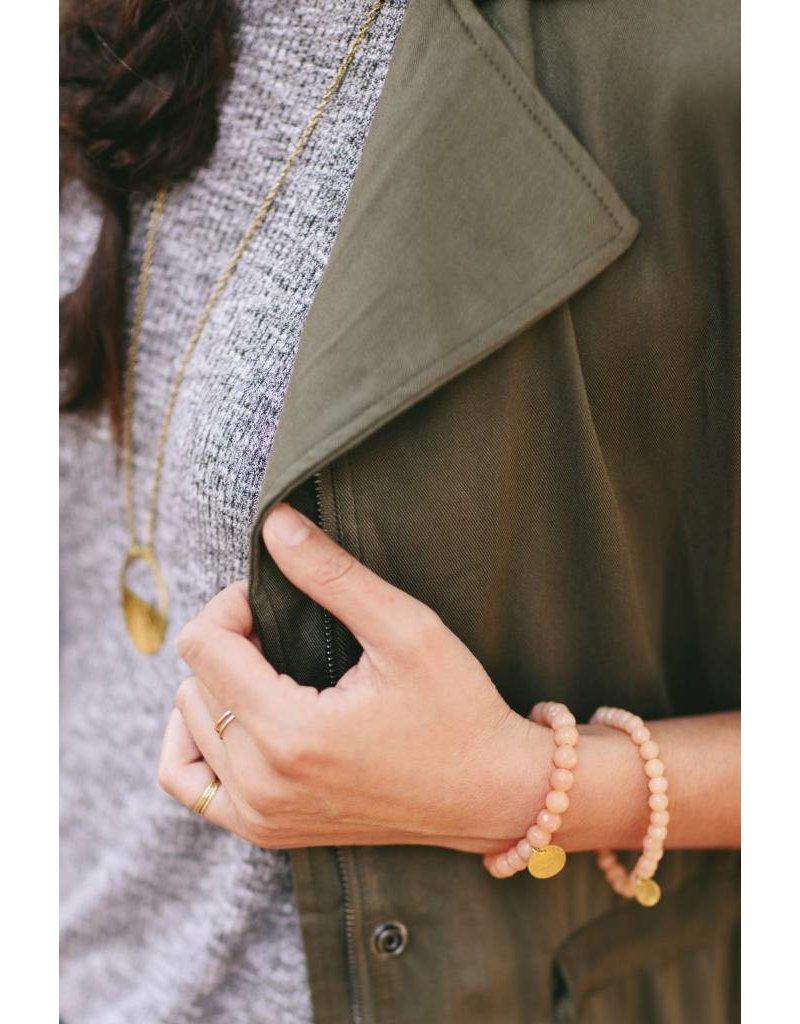 Purpose Jewelry PJ Stone Bracelet