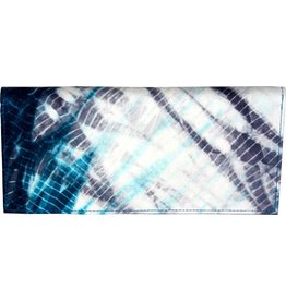 Malia Designs Silk Tie Dye Wallet