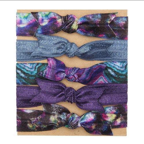 Banded Ties