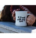 The Created Co Coffee Mug