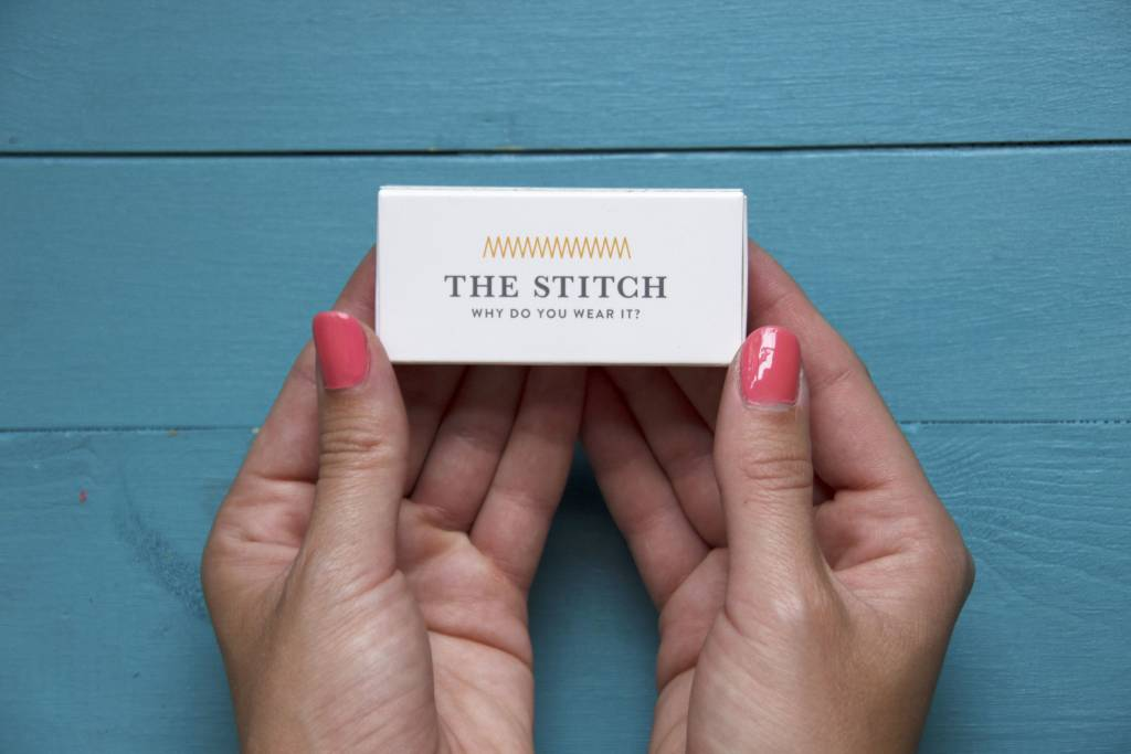 Speak Your Silence The Stitch - The Kit
