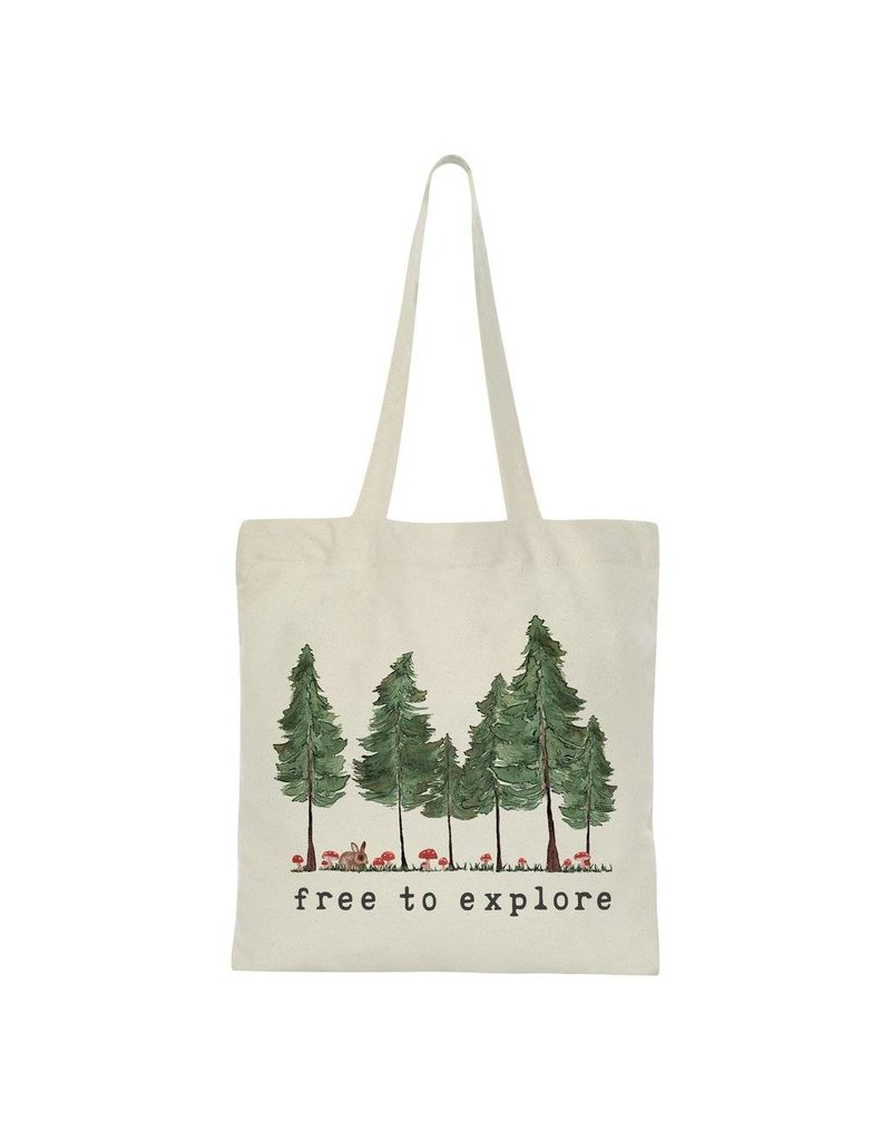 "The Tote Project ""Free to"" Tote"