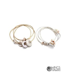 Wings Hawaii Wings Ti Leaf Bangles