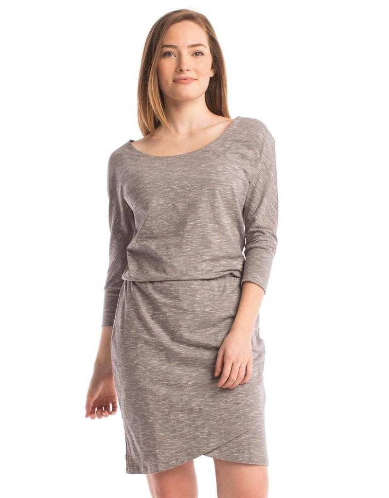 Synergy Cappuccino Dress
