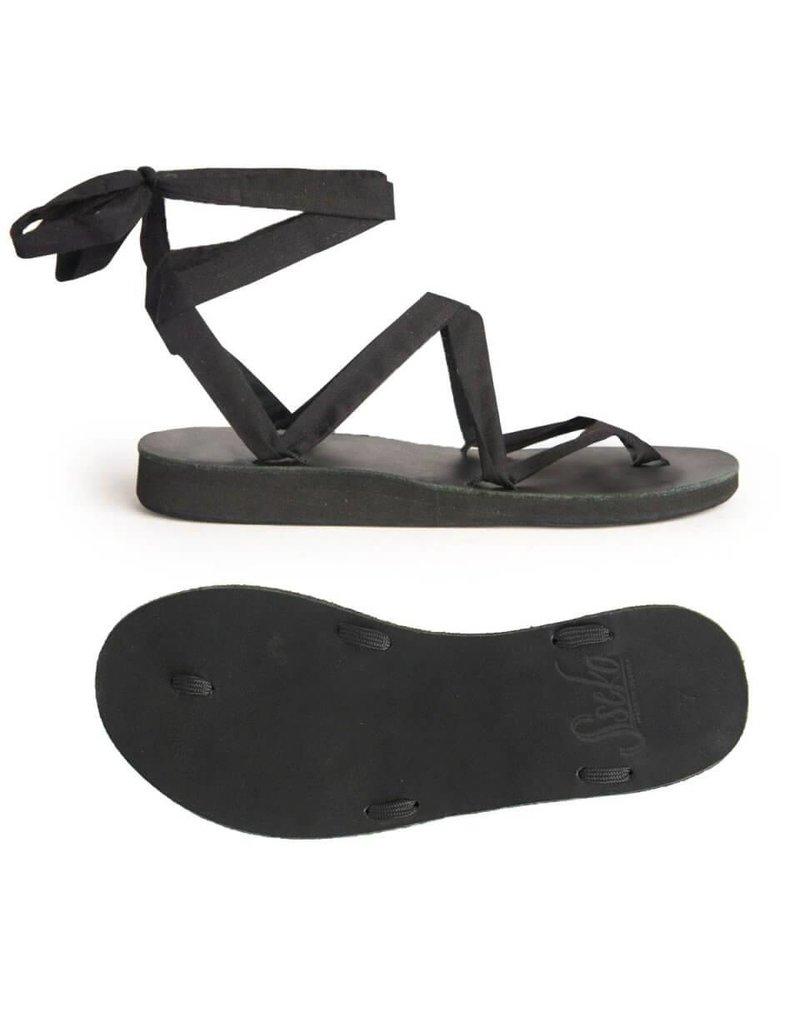 Sseko Designs Sandal Base with Ribbon