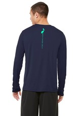Southeast Salt Men's Logo Performance Long Sleeve