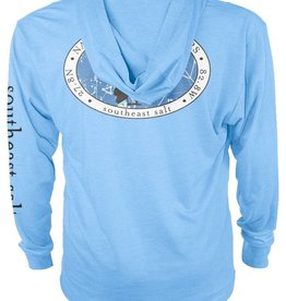Southeast Salt Navigate By The Stars Hooded T-Shirt
