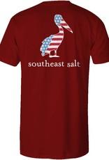 Southeast Salt American Pelican