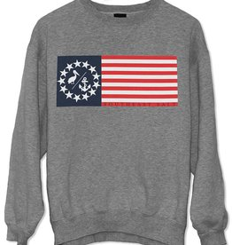 Southeast Salt Yacht Ensign Sweatshirt