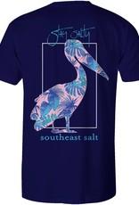 Southeast Salt Blue Leaves