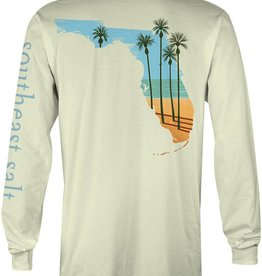 Southeast Salt Retro Florida Long Sleeve