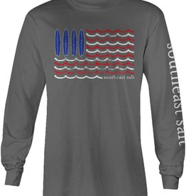 Southeast Salt Surf America Long Sleeve