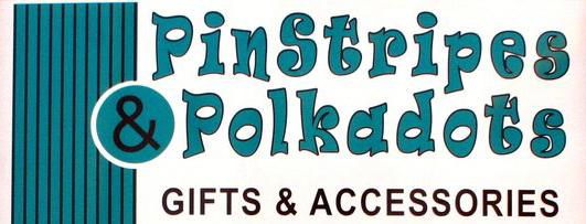 Pinstripes and Polkadots