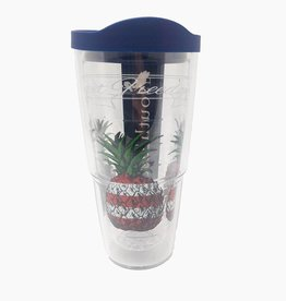 Southeast Salt American Pineapple 24 oz Tumbler