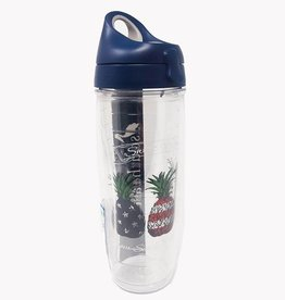 Southeast Salt American Pineapple 24 oz. Water Bottle