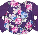 Charm Floral Top