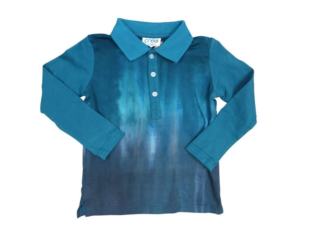 7c438a566b9c36 Tie Dye Polo T Shirt