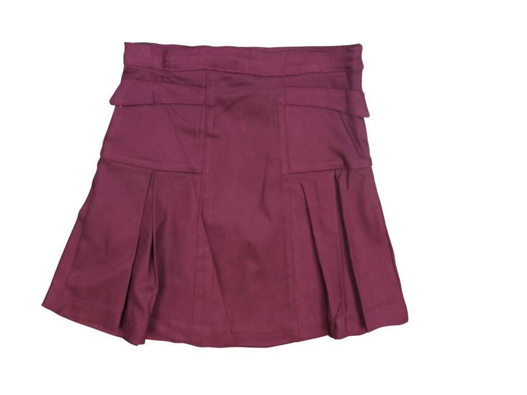 Crew Kids Drop waist pleated skirt