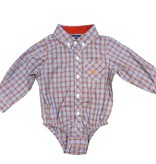 Andy & Evan Chambray Shirtzie