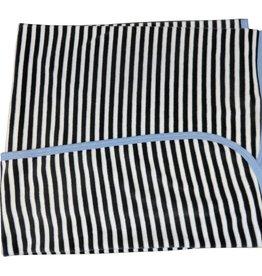 Sippy's Babes Stripe Velour Blanket