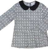 ColorFly Collared Blouse