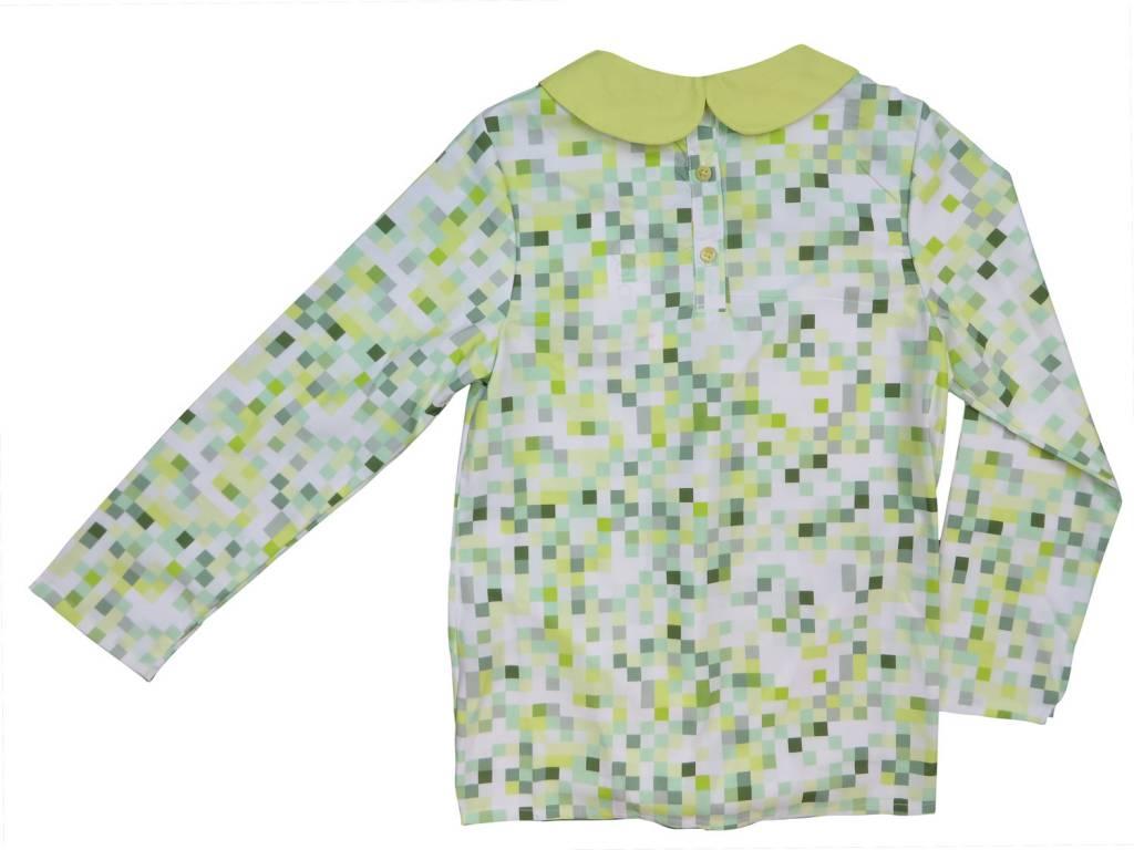 ColorFly Tetris Girls' Blouse