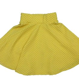 Mis MeMe Skirt Yellow