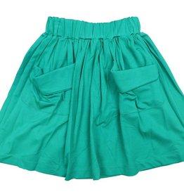 Mis MeMe Green Skirt
