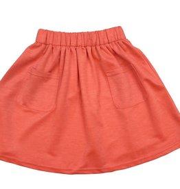 Mis MeMe Orange Skirt