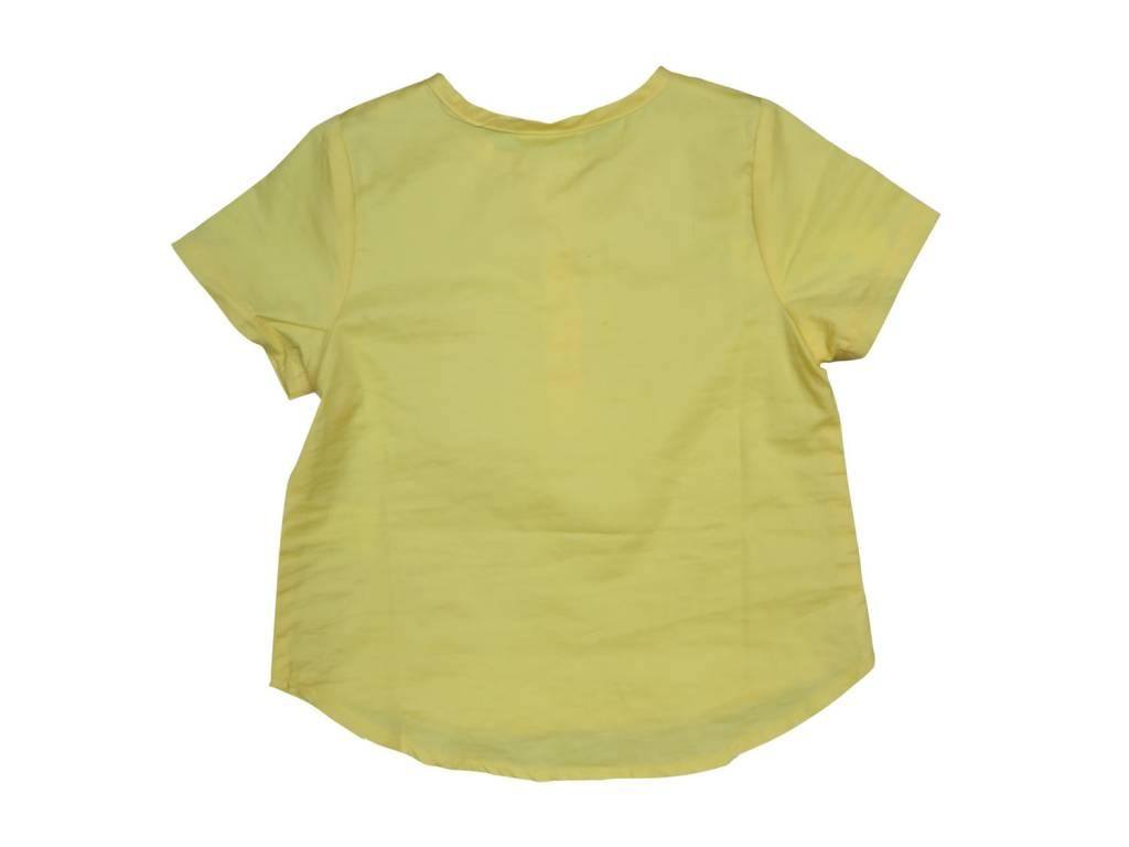Charm Baby Shirt yellow