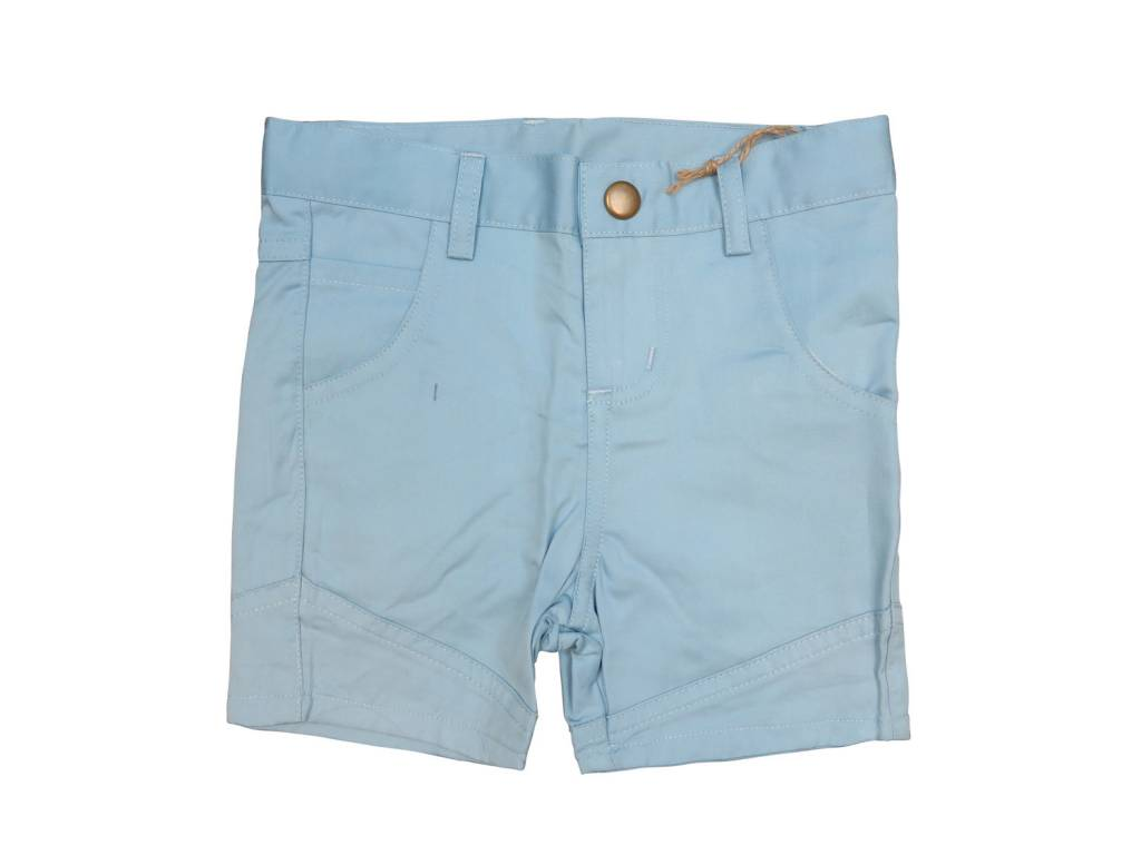 Crew Kids Short Chino Light Blue